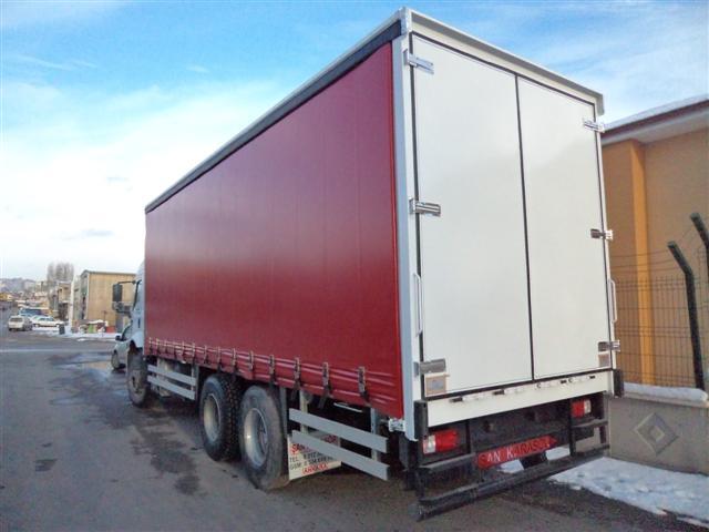 Birtek Nakliyat 2526 Ford Cargo Kayar Perdeli Kasas� Gururla Teslim Edilmi�tir..03.03.2012