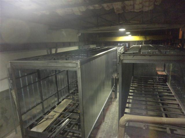 Yenilenmi� 2.El Showroomumuza �zel 5 adet 45 m3 Kapal� Sac Kasa imalatlar�m�z� �NCELEMEN�Z ��in SERG�LENMEKTED�R..